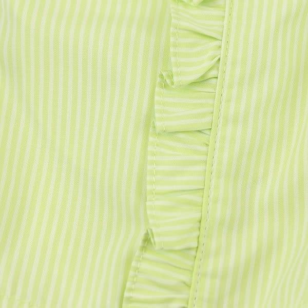 【愛的世界】直條紋純棉短褲/4歲-台灣製- ★春夏下著 outlet零碼