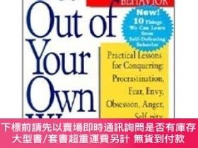 二手書博民逛書店Get罕見Out of Your Own WayY454646 Mark、M.D.、Philip Goldbe