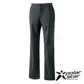 PolarStar 女 輕量CORDURA四彈褲『炭灰』P21354 戶外 休閒 登山 露營 運動褲 釣魚褲