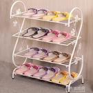 鞋架簡易家用多層簡約現代經濟型鐵藝宿舍拖鞋架子收納小鞋架鞋櫃 【全館免運】