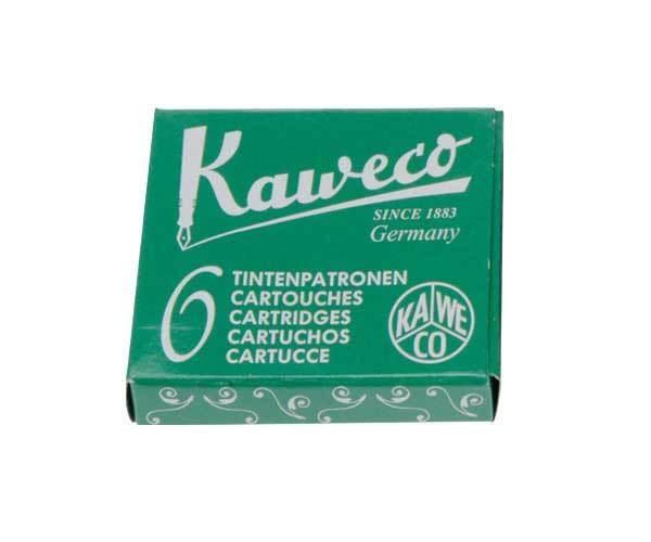 德國KAWECO綠色彩色墨水管3盒入