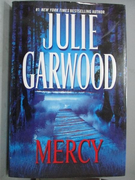 【書寶二手書T1/原文小說_YJX】Mercy_Julie Garwood