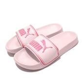 Puma 拖鞋 Leadcat FTR 粉紅 白 女鞋 基本款 涼拖鞋 【PUMP306】 37227604