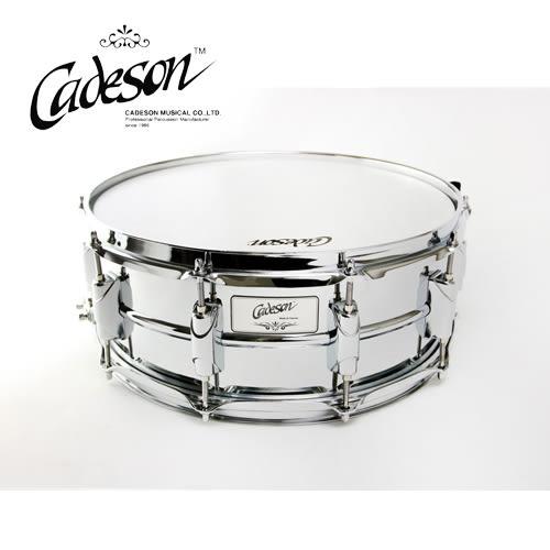 【敦煌樂器】CADESON DA21 -14 5.5吋鐵製小鼓