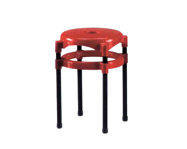 中洞椅(大尺寸椅面直徑31cm高46.5cm) 餐椅 辦公椅 實驗椅 家政 會議視聽 餐廳 辦公室 營業場所
