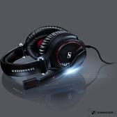 SENNHEISER 森海塞爾 GAME ZERO 頭戴耳罩式遊戲電競有線耳機麥克風 黑色 公司貨