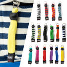 CHUMS 日本 多彩拉鍊拉繩 替換式拉鍊頭 隨機出色 CH610102
