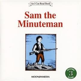 〈汪培珽英文書單〉〈An I Can Read系列:Level 3)SAM THE MINUTEMAN /(單CD)