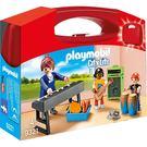 playmobil 摩比積木 帶著走 音樂教室提盒_PM09321