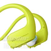 【曜德 買一送三】SONY NW-WS623 黃 4GB 藍芽防水極限運動數位隨身聽 12Hr續航
