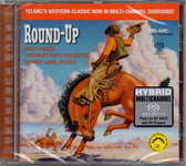 【停看聽音響唱片】【SACD】ROUND-UP(NEW SURROUND MIX)KUNZEL/CINCINNATI POPS ORCHESTRA