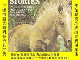 二手書博民逛書店GREAT罕見HORSE STORIESY11953 出版198