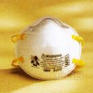 《3M》防塵/活性碳口罩 Disposable Dust Respirator