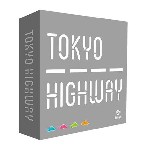 【樂桌遊】東京高速公路Tokyo highway (繁中版) 05746