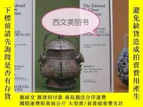 二手書博民逛書店【包罕見】The Edward T. Chow Collecti