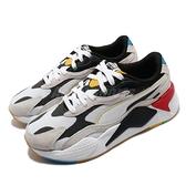 Puma 休閒鞋 RS-X3 WH 白 黑 男鞋 女鞋 復古慢跑鞋 運動鞋 老爹鞋 【ACS】 37330801
