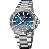 Oris豪利時 Dat Watt瓦登海潮汐限量錶 0176177654185-Set