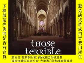 二手書博民逛書店Those罕見Terrible Middle Ages! - PaperbackY256260 Pernoud