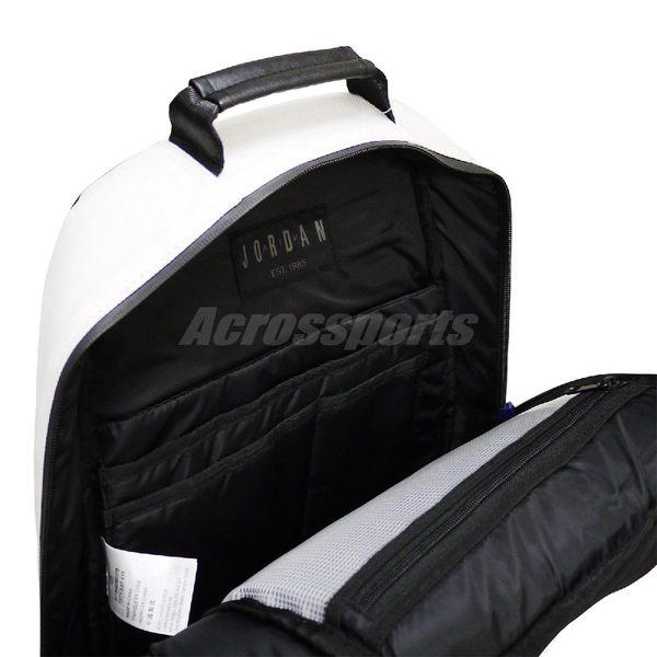 428cefc108 Nike 後背包Air Jordan Retro 11 Concord Backpack 白藍男女款大容量11代 ...