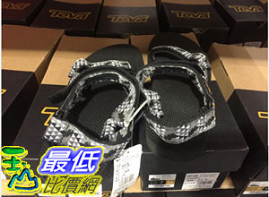 [COSCO代購] TEVA ORIGINAL UNIVERSAL 男性織帶涼鞋SANDALS 美國尺寸7-11 _C107146