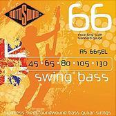 小叮噹的店 英國ROTOSOUND RS665EL (45-130) 五弦電貝斯弦 EXTRA LONG 旋弦公司貨