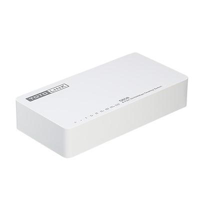 TOTOLINK 8埠家用乙太網路交換器 S808 V2