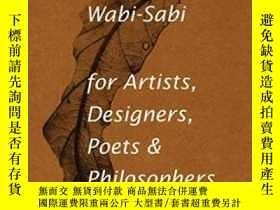 二手書博民逛書店罕見Wabi-sabiY307751 Leonard Koren Imperfect Publishing,