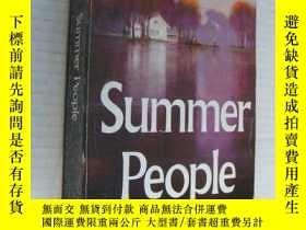 二手書博民逛書店Summer罕見peopleY146810 Marge Pier