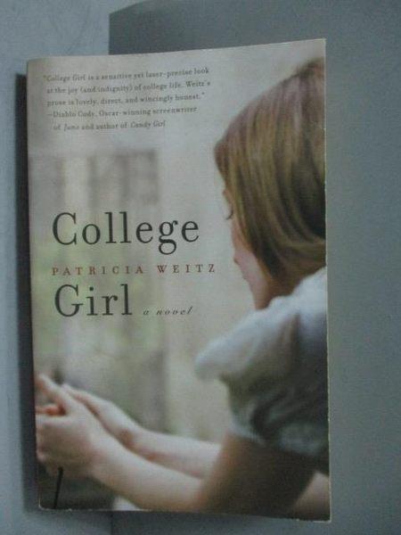 【書寶二手書T7/原文小說_MDY】College Girl