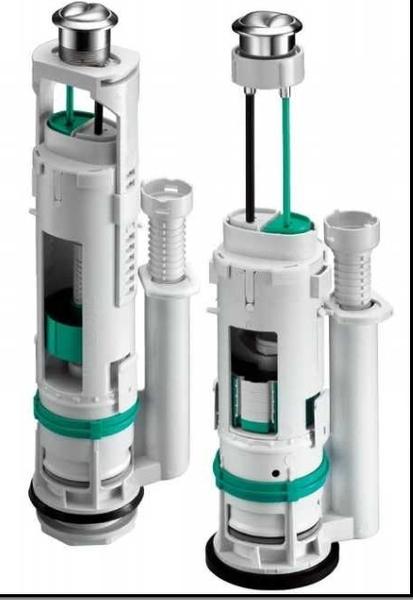 【麗室衛浴】 瑞士 GEBERIT 二段式排水器(不含按紐) 261.463.001雙體馬桶專用