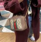 ■專櫃88折■全新真品■ Gucci 602576 Ophidia GG 迷你餐盒包