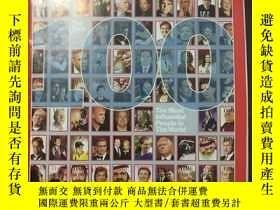 二手書博民逛書店Time罕見時代雜誌 2008 最有影響力的100人 the most influential people in
