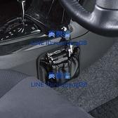 汽車用皮革儲物盒座椅手機袋收納盒多功能車載置物袋掛袋【英賽德3C數碼館】