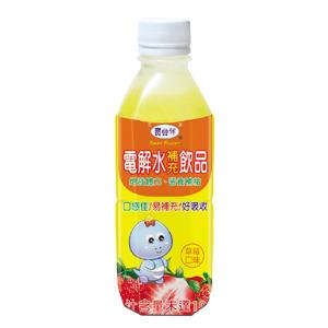 三友 寶貝伴電解水-草莓360ml *維康