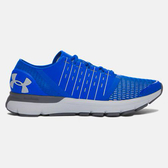UNDER ARMOUR UA SpeedForm Europa 男鞋 慢跑 長跑 輕量 透氣 緩震 藍 【運動世界】1285653-907