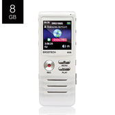 Ergotech 人因科技 VR74 秘錄王 8G B 專業級 無損音質 錄音筆