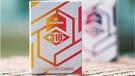 【USPCC撲克】COPAG 310R ALPHA Orange Playing Cards S103050264