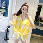 防曬衣女夏季新款韓版寬鬆蝙蝠袖防曬衫薄外套開衫格子空調衫    蜜拉貝爾