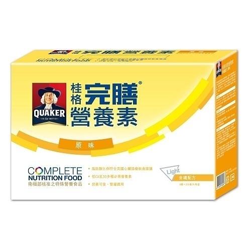 桂格完膳營養素_原味含纖配方8入禮盒【杏一】