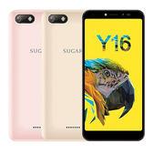SUGAR Y16 3G/32G  5.45吋雙卡全螢幕視野與美拍機