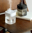 加濕器 小型usb便攜式家用宿舍用學生香薰機床頭小夜燈臥室床上【快速出貨八折搶購】