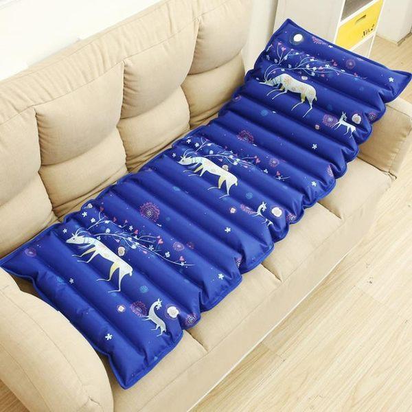 水床墊冰涼墊夏季學生單雙人注水床墊冷水雙層加厚充水床墊 IGO