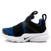 Nike Presto Extreme  男 女 黑 藍 幼童 運動童鞋 慢跑鞋 套襪式 休閒 透氣 緩震 穿脫方便 870019403