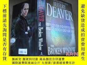 二手書博民逛書店THE罕見BROKEN WINDOWY205889 出版2008