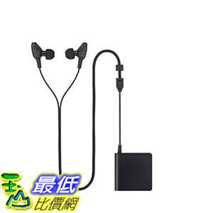 [東京直購] SoftBank SELECTION SB-WS71-MRNC/BK 黑色 入耳式 耳塞式耳機 Smart Quiet WS-7000NC iPhone Android