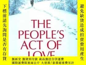 二手書博民逛書店The罕見People s Act Of LoveY255562 Meek, James Transition