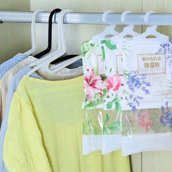 外銷日本可掛式大容量除濕 衣櫃防潮芳香(1入)-艾發現