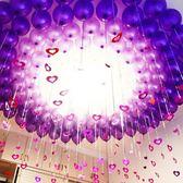 婚房氣球裝飾 結婚婚房裝飾加厚珠光氣球派對兒童生日開業背景墻