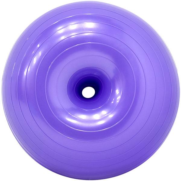 加厚甜甜圈瑜珈球50CM蘋果球坐墊球.抗力球彈力球韻律球.健身球彼拉提斯球.復健球體操球大球操