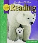 二手書《Houghton Mifflin Reading: Student Edition Level 1. 2 Let s Be Friends 2008》 R2Y ISBN:9780618848119